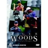 Tiger Woods: Heart Of A Champion on DVD