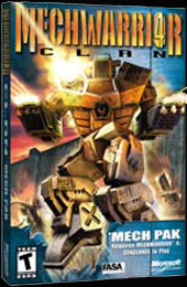 Mechwarrior 4: Clans Mech Pack for PC