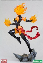 Ms. Marvel Bishoujo Binary Version 1:7 Figure (Comics Bishoujo series) image