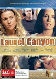 Laurel Canyon on DVD image