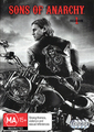 Sons of Anarchy - Season 1 (4 Disc Set) on DVD