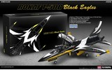 "Academy ROKAF T-50B ""Black Eagles"" 1/48 Model Kit"