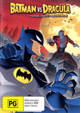 Batman Vs Dracula on DVD
