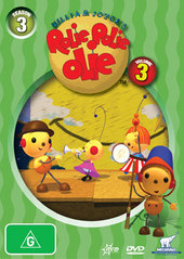 Rolie Polie Olie: Vol 3 on DVD