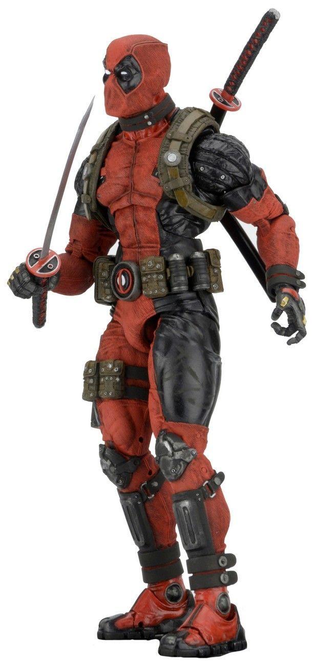 Deadpool - 1:4 Scale Action Figure image