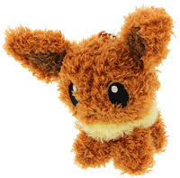Pokemon Moko Moko Bag Mascot - Eevee image