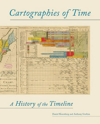 Cartographies of Time by Daniel Rosenberg image