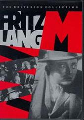 Fritz Lang's M on DVD