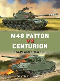 M48 Patton vs Centurion by David R. Higgins