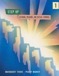 Step Up! 1 by Peggy Marcy image