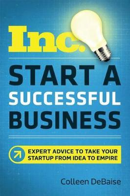 START A SUCCESSFUL BUSINESS by Colleen Debaise image