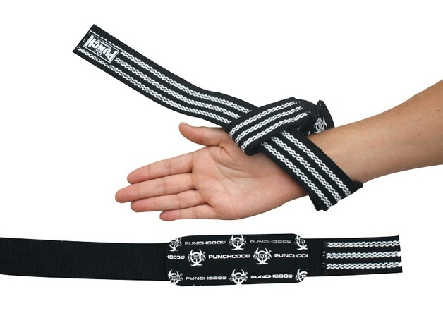 Punch: Single Tail - Lifting Strap