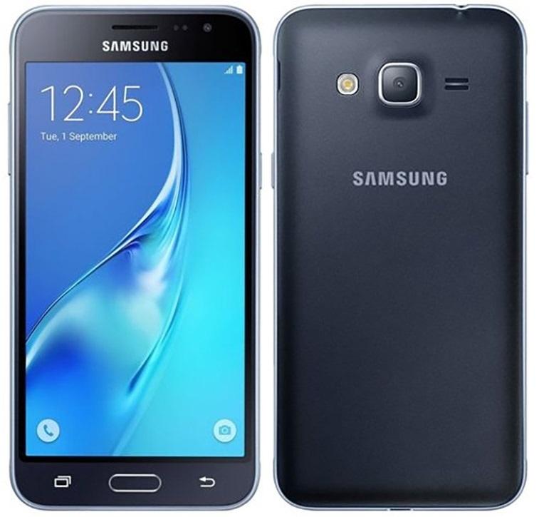 Samsung Galaxy J3 (2016) Smartphone 8GB Black image