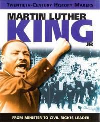 Martin Luther King by Anita Ganeri image