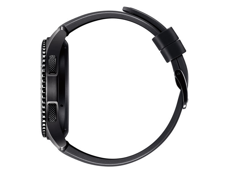 Samsung Gear S3 - Frontier image