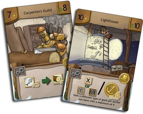 Harbour - Card Game image