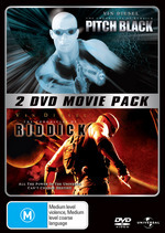 Pitch Black / Chronicles Of Riddick on DVD