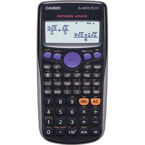 Casio FX-82ES Calculator image