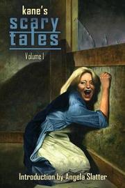 Kane's Scary Tales Vol. 1 by Paul Kane image