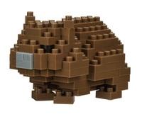 nanoblock: Australia Series - Wombat