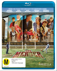 The Merger on Blu-ray