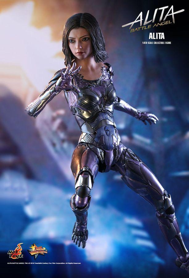 "Alita Battle Angel: Alita - 12"" Articulated Figure image"
