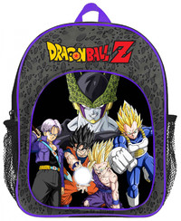 Dragonball Z: Themed Backpack - Cell Saga