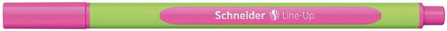 Schneider: Fineliner Line-Up 0.4mm - Neon Pink