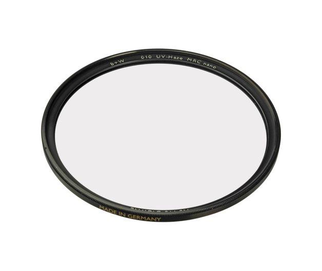 B+W UV Haze MRC 010M Filter - 52mm