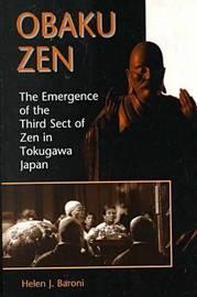 Obaku Zen by Helen J. Baroni