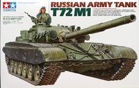 Tamiya Russian T72M1 Tank 1/35 Model Kit
