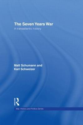 The Seven Years War by Matt Schumann image