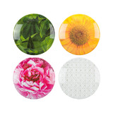 Kate Spade Tidbit Plates - Patio Floral (Set of 4)
