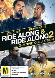 Ride Along / Ride Along 2 Double Pack on DVD image