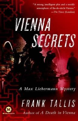 Vienna Secrets by Frank Tallis image