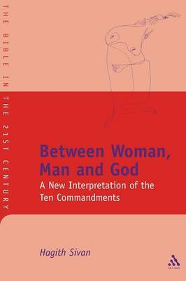 Between Woman, Man and God by Hagith Sivan image