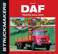 DAF Trucks Since 1949 by Colin Peck image