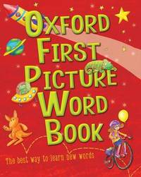 Oxford First Picture Word Book by Heather Heyworth