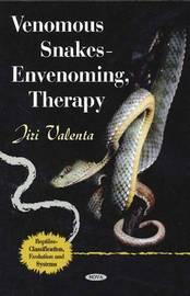 Venomous Snakes by Jiri Valenta image