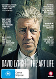David Lynch: The Art Life DVD