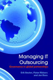 Managing IT Outsourcing by Erik Beulen image