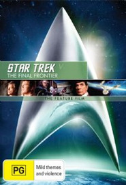 Star Trek V: The Final Frontier - The Feature Film DVD