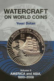 Watercraft on World Coins by Yossi Dotan