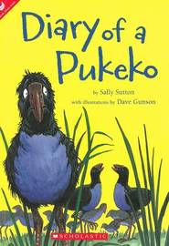 Diary of a Pukeko by Sally Sutton