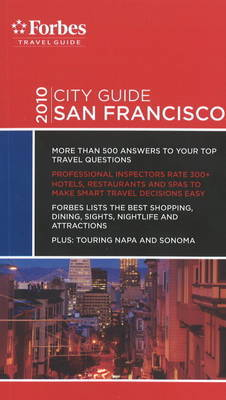 Forbes City Guide San Francisco by Kim Atkinson