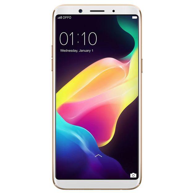 OPPO A75 Dual SIM 32GB - Gold