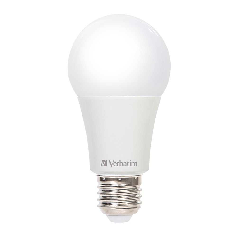 Verbatim LED Classic A 9W 820lm 3000K Warm White E27 Screw Dimmable image