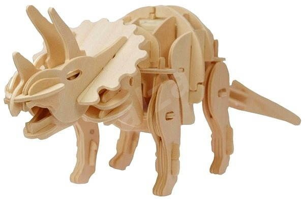 Robotime: Triceratops image