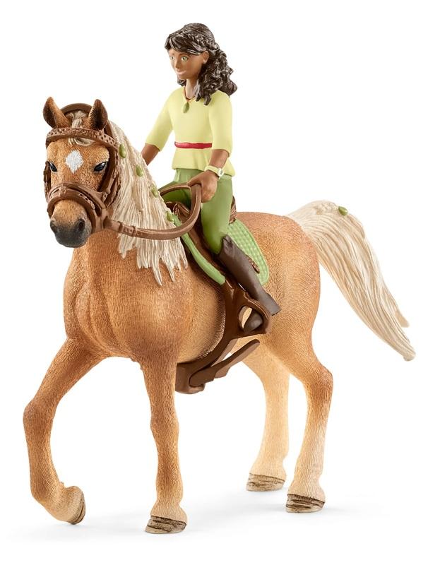 Schleich: Horse Club - Sarah & Mystery
