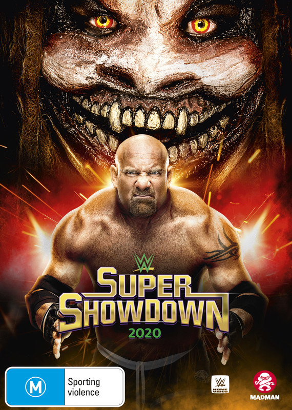 WWE: Super Show-Down 2020 on DVD